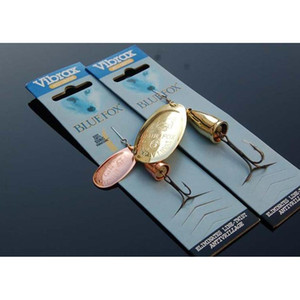 Hot Spinner Bait Fishing Lure Hook 6 Size 3 Colors Freshwater Spinnerbaits Bionic Vib Blades Metal Jigs jllQKc xmh_home
