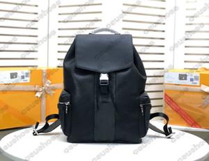 Luxurys Designer Outdoor Rucksack Leinwand Leder Brief Herren Designer Rucksäcke Schulter Handtaschen Crossbody Große Größe Geldbörse M30417 M30419