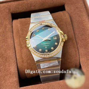 2021 Hohe Qualität Sea Boss Planet 007 Mann Uhren Aqua Constellation Terra Armbanduhren Ozean James Bond Master Chronograph Herrenuhr D5033