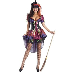 Sexy Designs Costumes Mini Dress For Women Female Short Sleeve V-Neck Cosplay Clubwear Costume Halloween Party Dresses