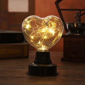 Led creative Nightlight USB bedside decorative table lamp