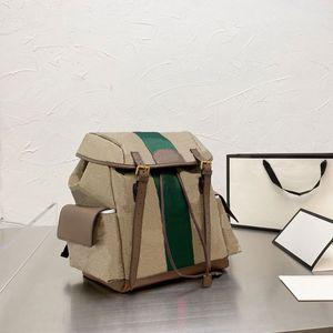 Mens Backpack Bag Desingers Womens Shoulder Bags Fashion Style Travelling Bag High Street Element Bags