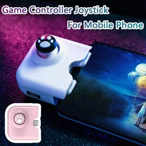 for PUBG Game Controller Phone Controller Gamepad Type C Port with Charging Port for LOL CF Controller Joystick
