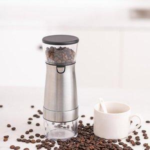 USB CUCINA IN ACCIAIO INOSSIDABILE IN ACCIAIO INOSSIDABILE PICCOLA MINI MINI ELETTRIC ELETTRIC TRAFFICATORE GRINDING PER GRANI Beans Spezie Caffè Grinder Maker