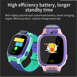 NEW Y79 Smart children's phone watch long standby camera photo positioning SIM call children phone watch