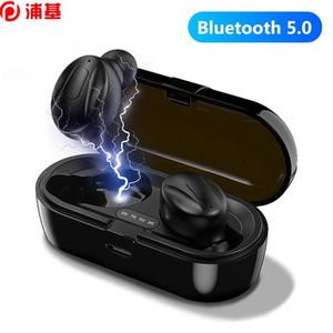 Auricolari wireless XG13 Pro Digital Display TWS Bluetooth wireless Bluetooth 5.0 HiFi Auricolari Sport Earbuds Auricolari wireless 2020
