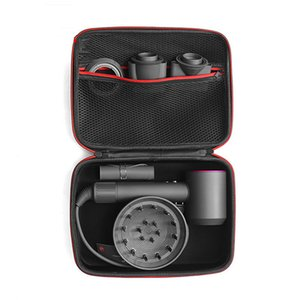 Portable Case Blower Shockproof Storage Box for Supersonic HD03 Hair Dryer Organizer Outdoor Travel Carrying Bag Home Pouch