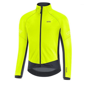 Long Sleeves Cycling Jersey Winter Fleece Custom Team Bike Clothing Mtb Jersey Shirt Ropa Ciclismo Wear Men Bicycle Jacket 20211