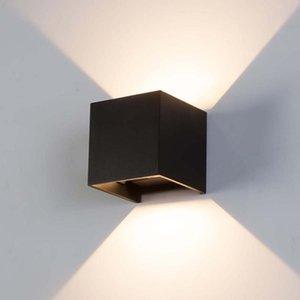 XSKY Современная Настенная Света Водонепроницаемый 12 Вт Светодиодный Светодиодный Настенный Ламп Регулируемый Внутренний Открытый Коридор Коридор Освеждения Для Фойе