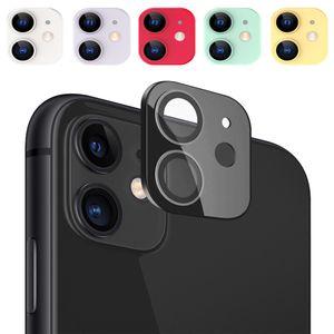 مناسبة ل iPhone 11 Pro Max Lens Lens Lens واقية، سبيكة معدنية، مقاومة للخدش، فيلم واقية الزجاج المقسى بالكامل.
