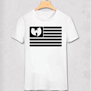 Wu Tang Clan Hip Mens T 셔츠 홉 스타일 티 음악 랩 래퍼 2PAC DJ Cool
