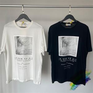 2021 Новый IH NOM UH NIT футболка Мужчины Женщины 1: 1 Качество Жемчужная Маска Человек Печать Цифровая Печать Свободные Топ Tees T-Рубашки QTLV