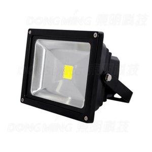 30W LED Lampada di inondazione IP65 impermeabile RGB LED Floodlight Riflettore riflettore illuminazione esterna con telecomando da 24key