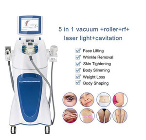 Powerful high qulity vela-shape 5 in 1 body slimming machine velasculpt emultifunctional all body care weight loss sking lift beauty machine