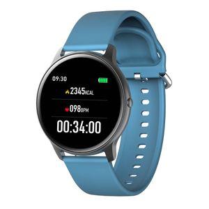 Yivita Smart Watch Men Women For Android Ios Phone Waterproof Heart Rate Tracker Blood Pressure Oxygen Sport Smartwatch, High Quality LW02