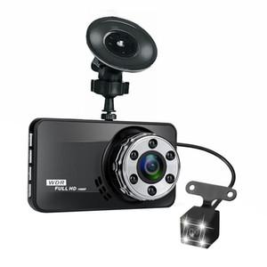 Car DVR Dash Cam Dvr Dash Camera Video Recorder Auto Registrator 3 Inch LCD Sn HD 1080P Driving DVR Dash Cameras