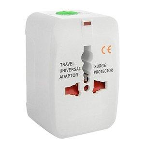 Worldwide US UK EU AU Universal travel Adaptor multi AC power charge converter International smart Adapter plug