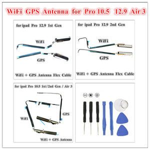 1Pcs WiFi GPS Wireless Signal Antenna Connector Flex Cable Replacement for iPad Pro 10.5 12.9 inch 1st 2nd Gen Air 3