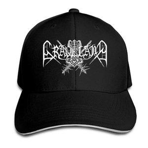 Ball Caps Baseball Graveland Men Breathable Mesh Snapback Unisex Sun Hat For Women Hip Hop Cap