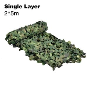 Shade Woodland Camo Netting Camouflage Net Privacy Protection Mesh For Camping Forest Landscape Shelter Garden Plant