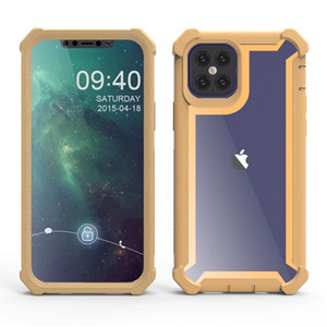 ل LG Stylo 7 K53 K52 K51 Stylo 6 5 موتو G Stylus Huawei P40 P30 Mate 40 Clear Defender Acrylic Case
