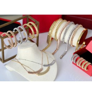 Hot Brand Fashion Jewelry Set For Women Gold Plated Rive Steam Punk Party Fashion Clash Design Earrings Necklace Bracelet Ring