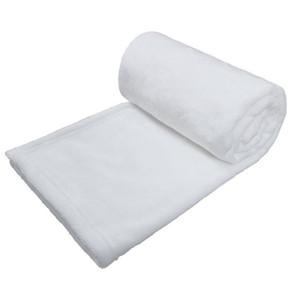 Sublimation Baby Одеяло 76 * 102 см Сублимационные пробелы Одеяло мягкие теплые Одеяла Термические переноса Коврики оптом BWC6041