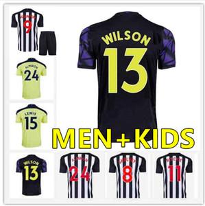 2021 Ritchie Birleşik Futbol Formaları Joelinton Lceller Shelvey Yedlin Almiron Schar Carroll Gayle Atsu Hayden Çocuklar Futbol Gömlek