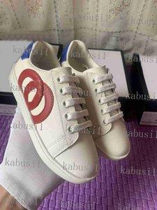 Top New Baby Boys e Girls Scarpe Casual Fashion Casual Bianco Ammortizzamento di punta Layer Cowhide Comodi scarpe casual
