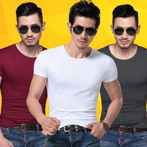 T-shirt 100% cotone moto T-shirt Moda uomo manica corta Camicie marca T-shirt da uomo T-shirt da uomo Menfolk Tarumi Studenti Tshi
