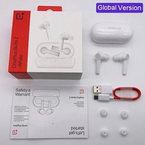 Oneplus Buds Z Wireless Bluetooth 5.0 TWS Earphone IP55 Water Resistant headphone Fast Charge 450mAh For Oneplus 8T 8 Pro 7 7T1