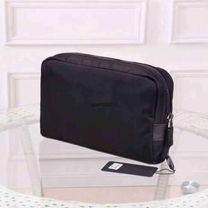 Wholesale classic cosmetic men's clutch female travel storage wash bag ladies wallet makeup box