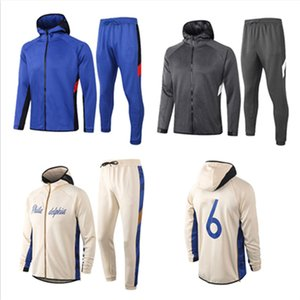 2020 2021 76ers hoodie Embiid track suits sportwear Simmons basketball sweater hooded Harris Burke tracksuit jacket winter coat sweatshirt