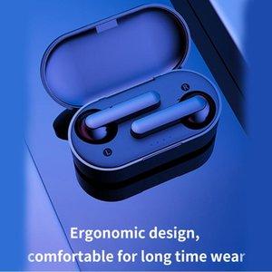 Headphones & Earphones BIG TWS 10 True Wireless Bluetooth Headset BT5.0+EDR Waterproof Sports Touch Zero Delay Earphone With Charging Compar