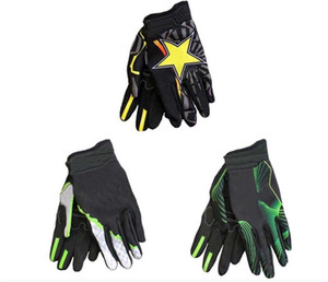 2021 new MOTO motorcycle gloves riding leather anti-fall rider gloves racing short motorcycle riding gloves