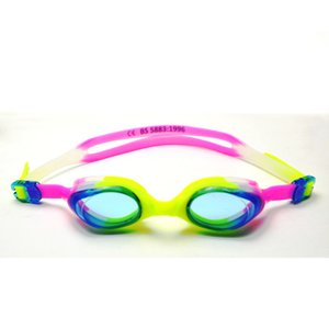 Meister One-piece for Junior Guide Children Swimming Whoggles