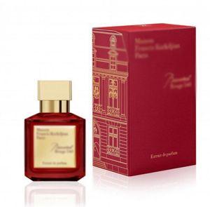 70ml Maison Francis Kurkdjian Women Perfume Fragrance Baccarat Rouge 540 Floral Eau De Female Long Lasting Luxury Perfum Spray YL0317