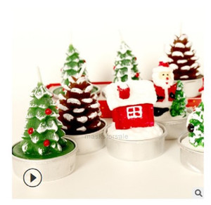 night 2020 carnival candles Romantic dinner candlelight Santa Claus Snowman Christmas tree yankee caXH7UYW
