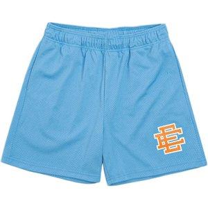 Eric Emanuel Ee Basic Short News York City Skyline Fitness Sweatpants Shorts Men's Summer Gym Workout Breathable Casual Basketball Pants