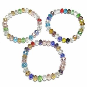 Bracelets Fashion New Ethnic Style Beaded Color crystal bracelets wholesale for friend's gifts Bracelet high quality