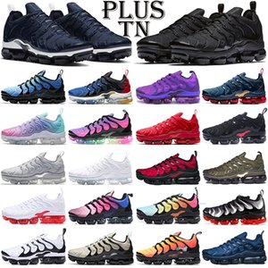 vapormax plus tn vapor vapors max tn plus running shoes TN plus tênis de corrida outdoor masculino feminino tênis tns masculino feminino tênis esportivo tamanho grande 36-47