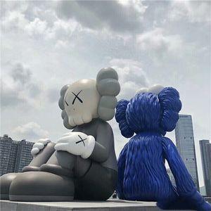 40 cm 1 kg de pie Sésamo Partner Original caja de moda Diseño de acción Decoración Regalo de juguete IFS Changsha Exhibition
