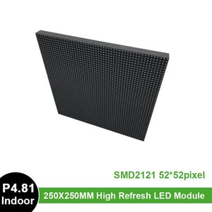 Display P4.81mm SMD1921 Indoor Led Module Full Color RGB Matrix Panel Advertising Screen P4 P5 P3.91 Sign