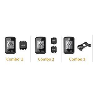 Bicycle Road Bike Speed Sensors Waterproof Bluetooth Digital Cadence Speedometer