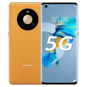 Original Huawei Mate 40 5G Mobile Phone 8GB RAM 128GB 256GB ROM Kirin 9000E 50MP OTG IP53 Android 6.5