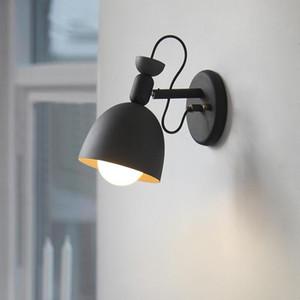 Marcaron Duvar Işıkları Nordic LED Duvar Lambası Modern Yatak Odası Duvar Işık Fikstürü Yatak Odası / Mutfak / Yemek Odası / Oturma Odası