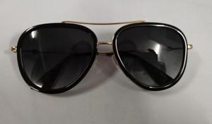جديد أعلى جودة 0062 رجل نظارات الرجال نظارات الشمس النساء النظارات الشمسية نمط الأزياء يحمي عيون gafas de sol lunettes de soleil مع مربع