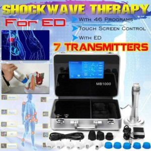 GainsWave 물리 치료 Shockwave 미용 기계 물리 치료 장비 침술 The Therapy Protable Shockwave Ed Therapy