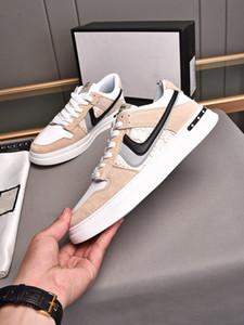 Повседневная мода мужская обувь модная и щедрый повседневная обувь для ходьбы резиновые износостойкие мягкие навязки на открытом воздухе 38-44
