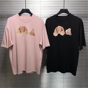 Nouveau T-shirt T-shirt T-shirt Haute Qualité Trend à manches courtes Vêtements pour hommes Dames Vêtements Couple T-shirt Pure Coton Tricolor